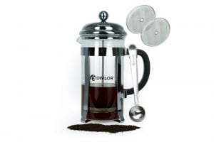 Divlor French Press Coffee Maker Review: For All Kinds of Coffee Drinkers