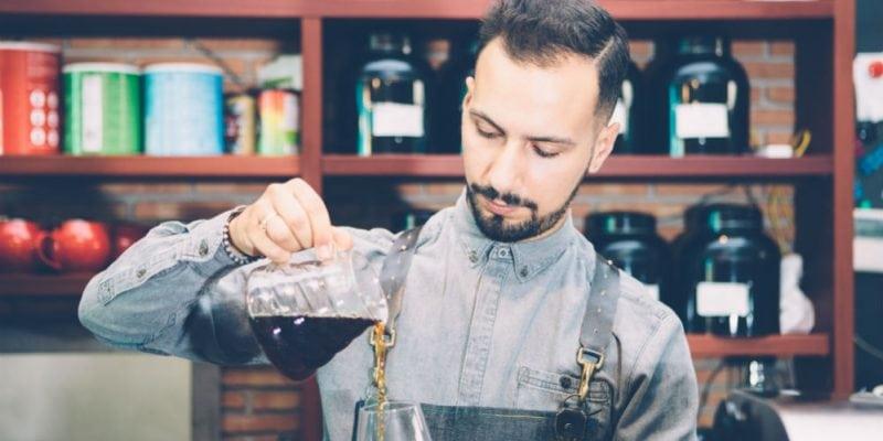 Russell Hobbs Glass Series 8-Cup Coffeemaker