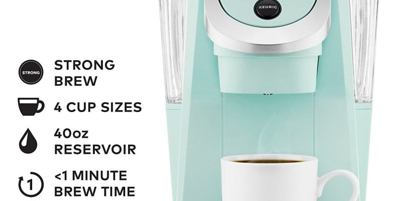 keurig k250 coffee maker review