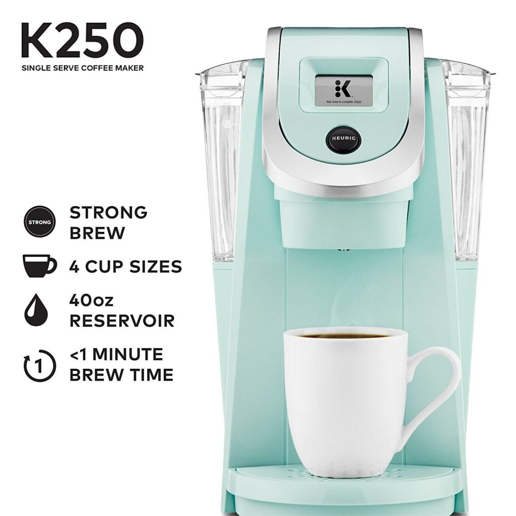 Keurig K250 Coffee Maker Review The Perfect K Cup Coffee Maker