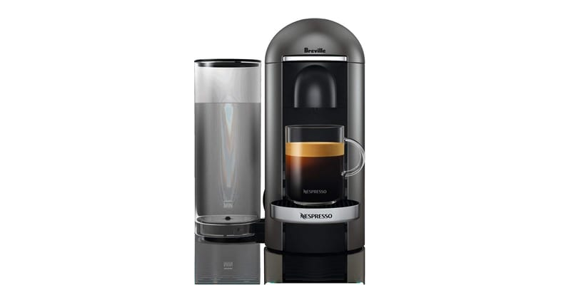 Breville Nespresso Coffee Machine Review