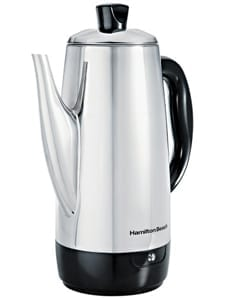 Electric Coffee Percolator