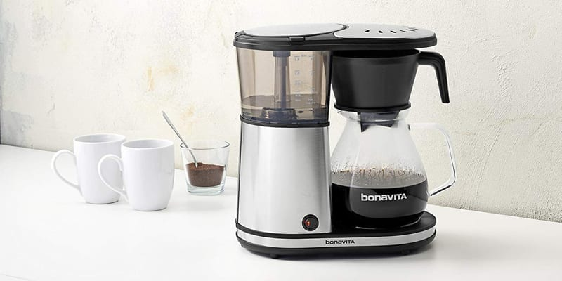 Bonavita coffee maker 8 cup machine review