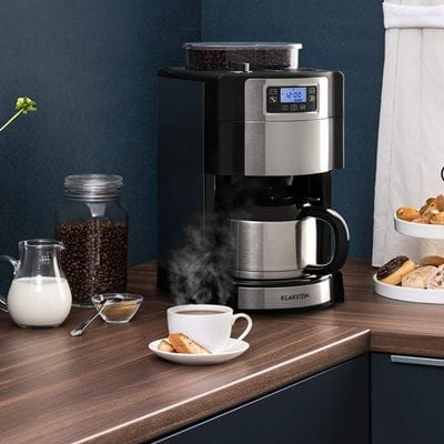 6 Best Coffee Maker With Grinder Reviews