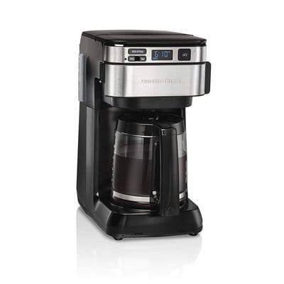 Hamilton Beach 46310 coffee maker review