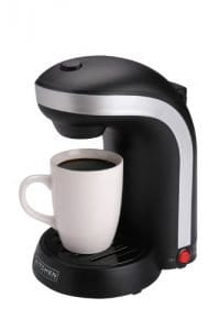 Kitchen Selectives Single Cup Drip Coffee Maker